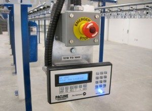 Automated Storage and Retrieval System (ASRS) device from Pacline.