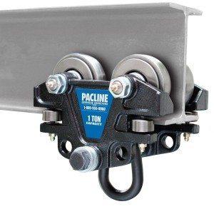 Buy pacline i-beam trolleys online