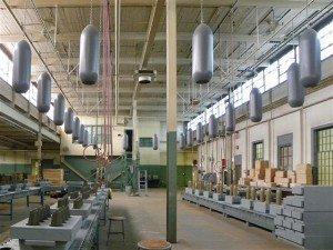 Bomb Girls munitions factory set