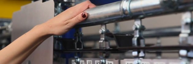 Safety in the workplace?  What about garment conveyors?